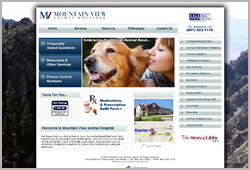 Mountain View Animal Hospital - www.mountainviewanimalhospital.com