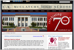 McClatchy High School - www.mcclatchyhs.net