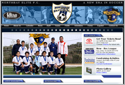 Northbay Elite Futbol Club - www.northbayelitefc.com